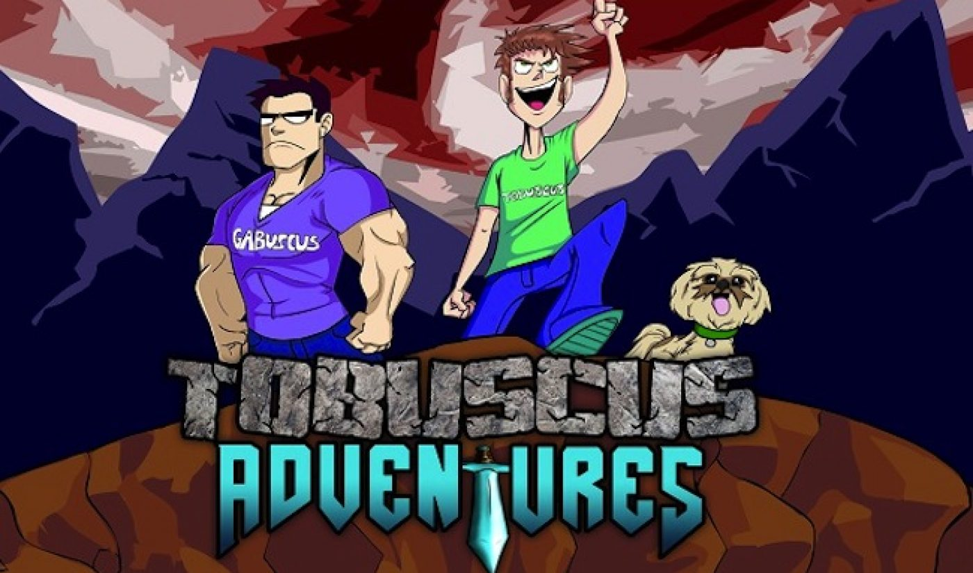Toby Turner Raises $642,779 On Indiegogo To Make Video Games