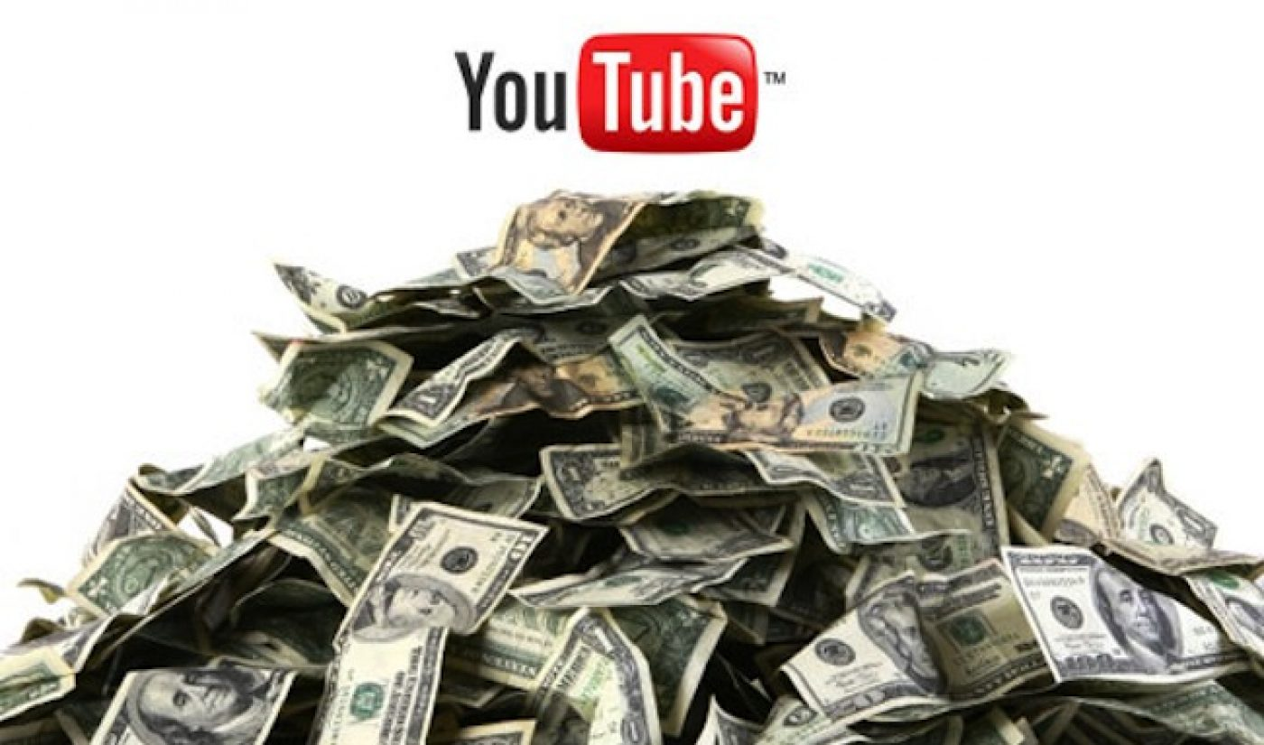 YouTube Is Worth Up To $21.3 Billion