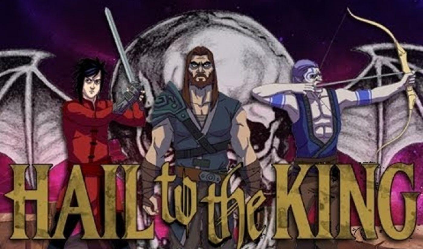 Avenged Sevenfold, 'Metalocalypse' Producer Coming To Machinima