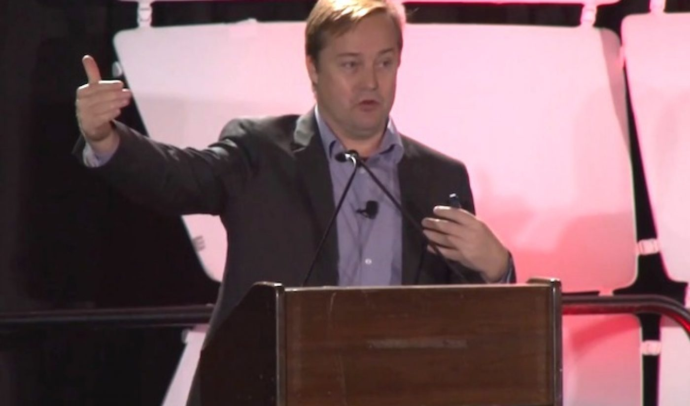Jason Calacanis At Vidcon: Hey @YouTube, Can We Get A New Deal?