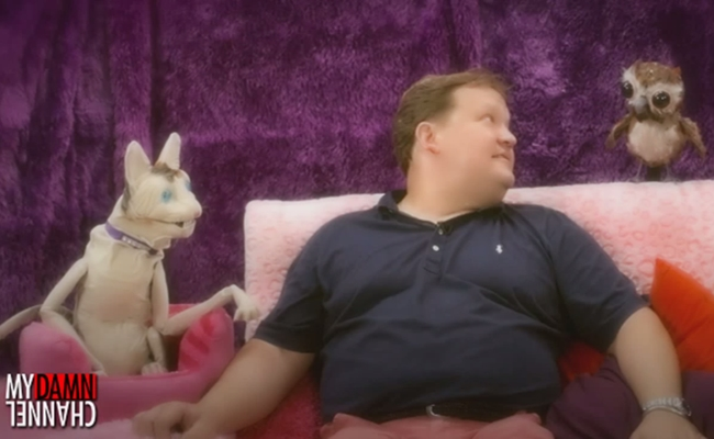 New Talk Show 'Love Me Cat' Introduces Andy Richter To ...