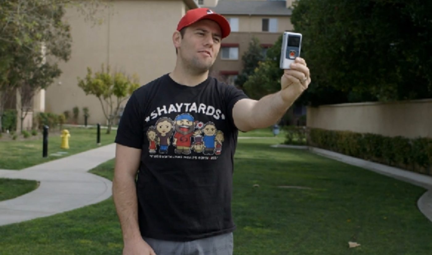 Shay Carl's 'Vlogumentary' Will Feature Dozens Of Top YouTubers