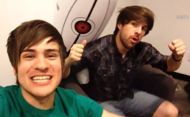 YouTube Star Channel Smosh Raises $259,247 To Make A Video ...