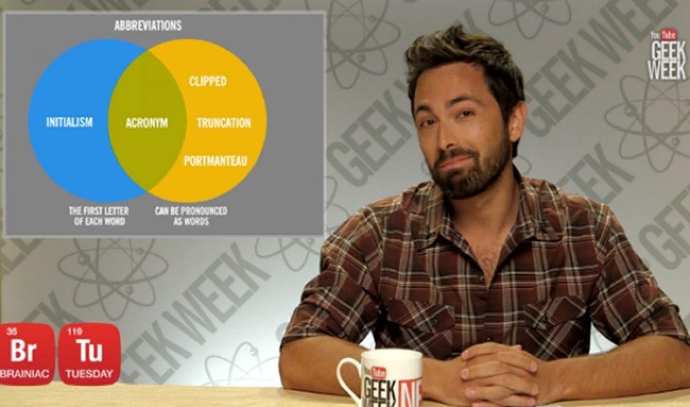 Wired, Veritasium, Neil DeGrasse Tyson Sharpen Minds For #GeekWeek