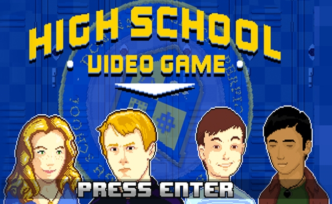 video-game-high-school-flash
