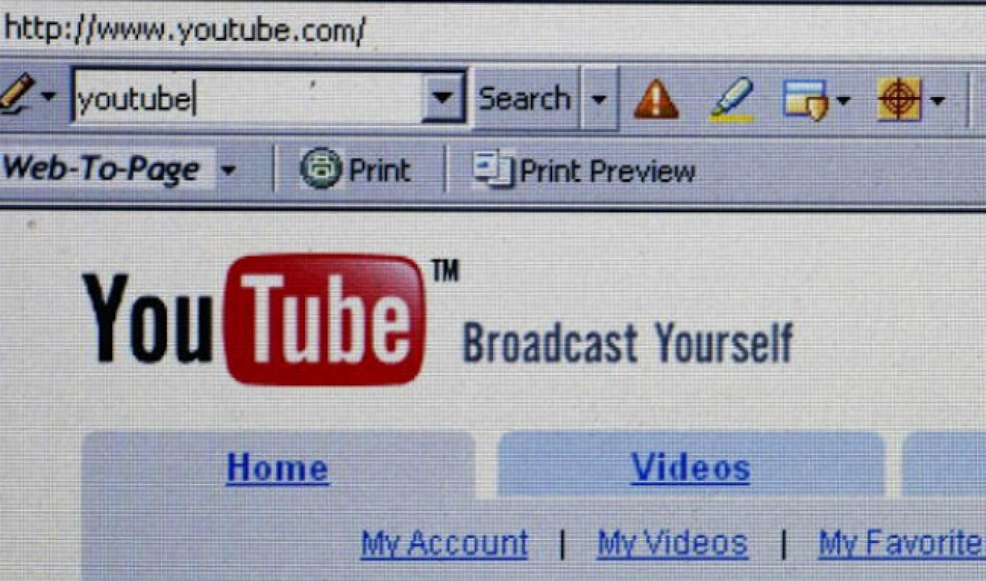 1 In 250,000 YouTube Users Click On A Video Response