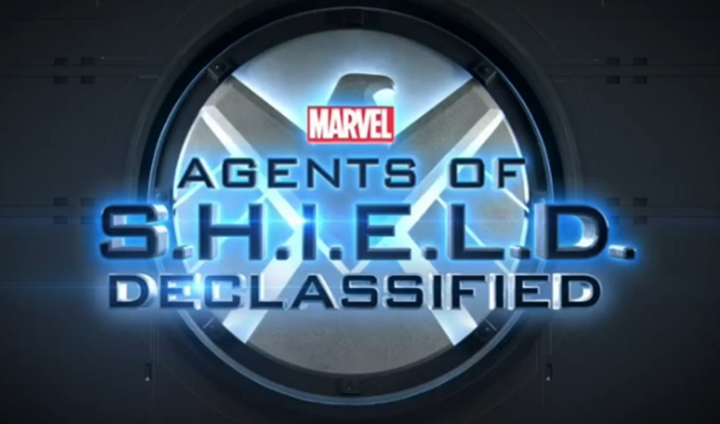 ABC Offers 'Declassified' Content In Advance Of Agents Of S.H.I.E.L.D.