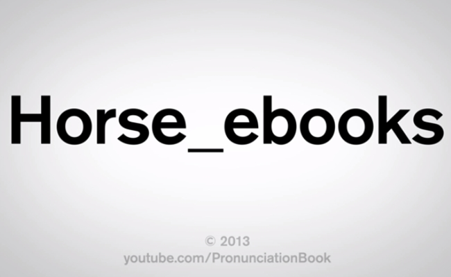 horse-ebooks-pronunciation-book