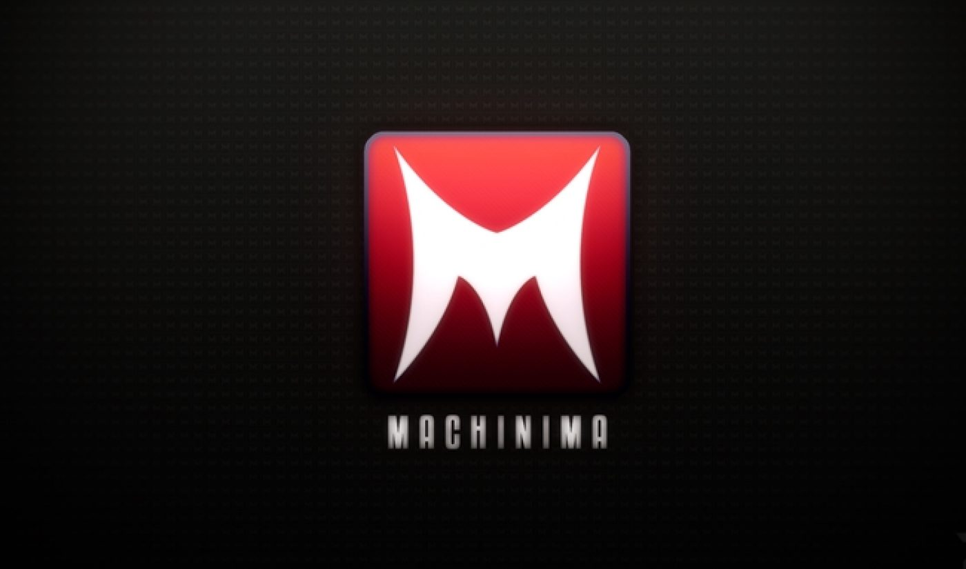 """Machinima Lays Off 22 Employees As Part Of """"Strategic Plan"""""""