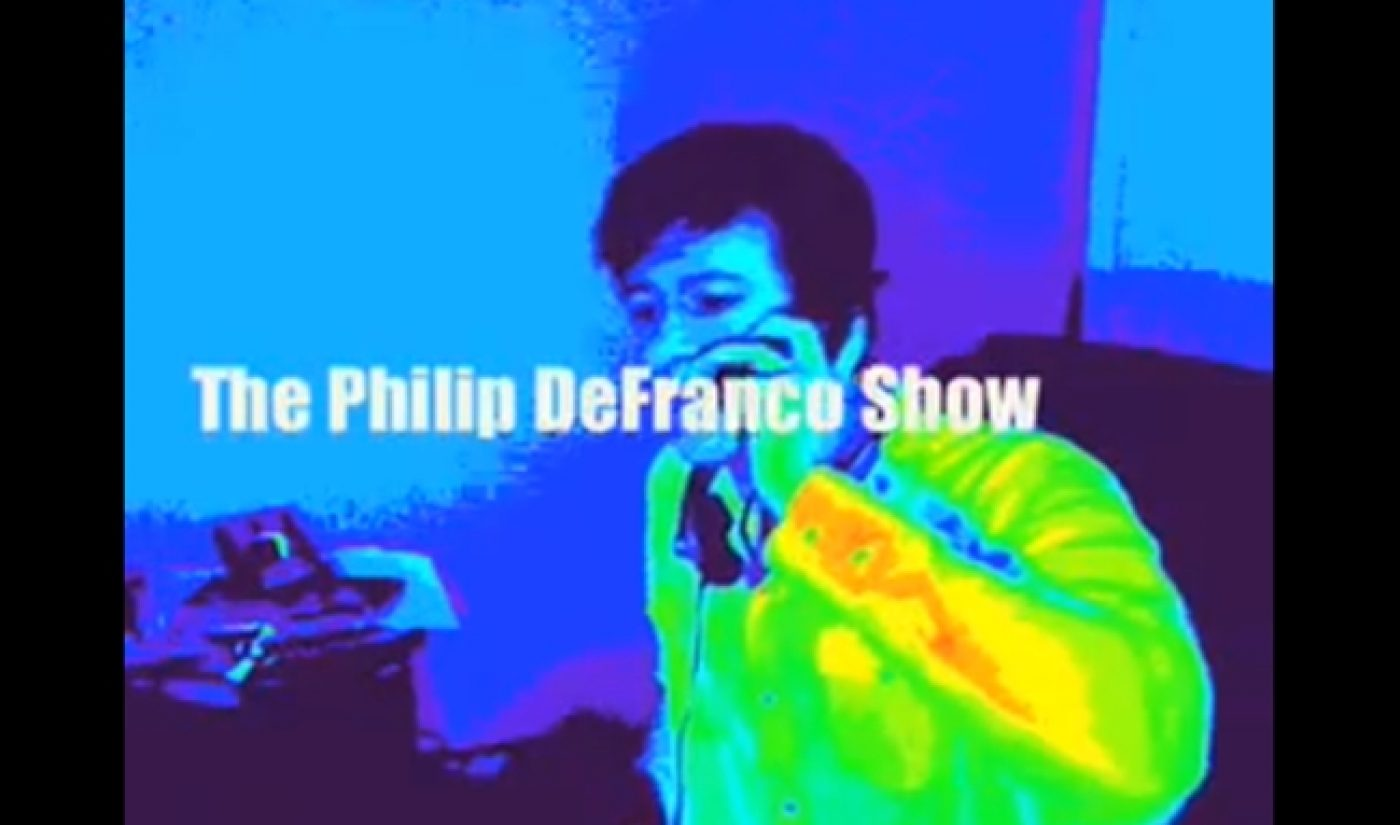 Philip Defranco's Perserverance, Sex Appeal Lead To YouTube Stardom