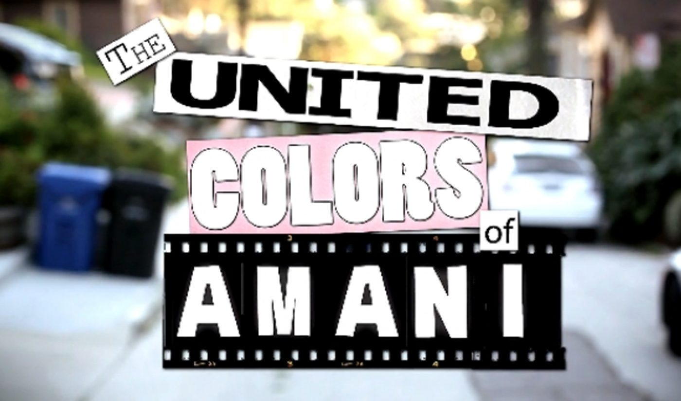 Indie Spotlight: Mixed Race Actress Displays 'United Colors Of Amani'