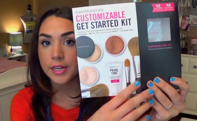 bareMinerals Makeup Creates Program To Help Creators Look Their Best (Exclusive)