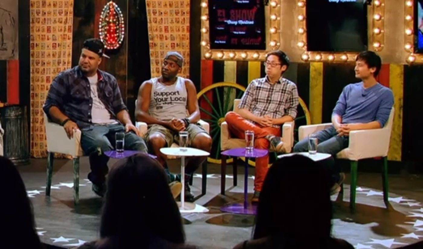 MiTu's Male-Skewing Macho Channel Plays Up Stereotypes On 'El Show'