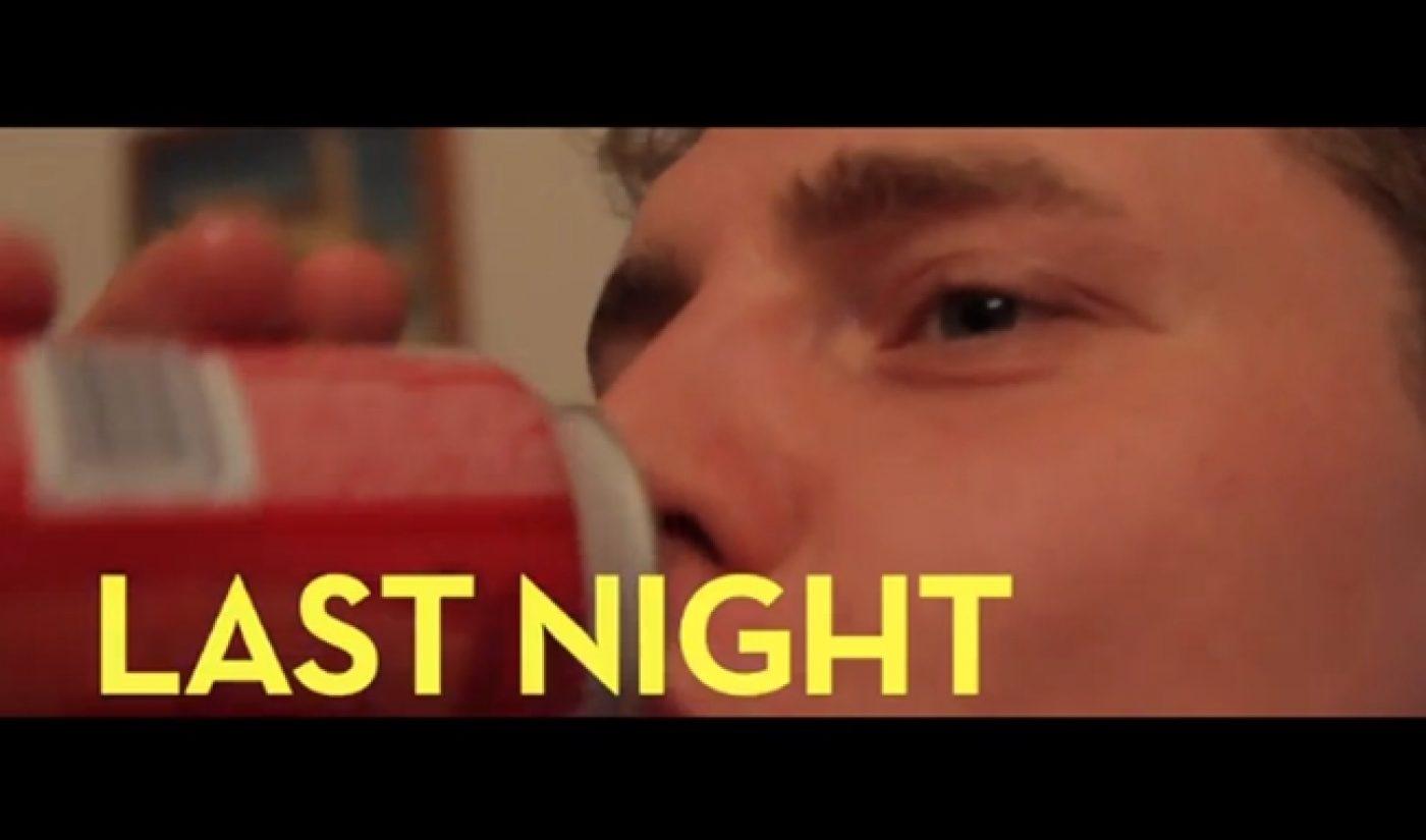 Indie Spotlight: 'Last Night' Is A Short-Form 'Hangover'