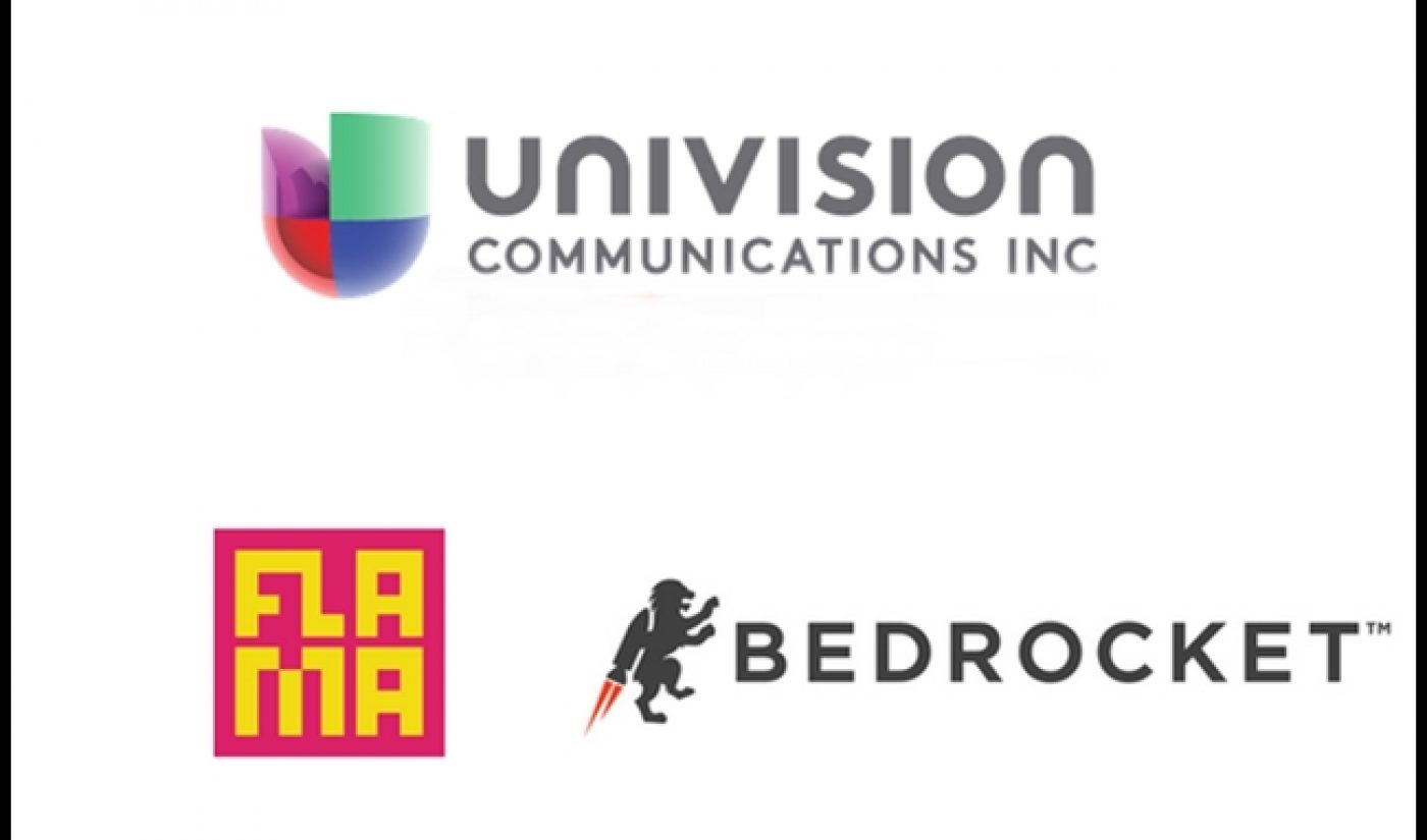 Bedrocket Partners With Univision, Aims For Latino Audience With Flama