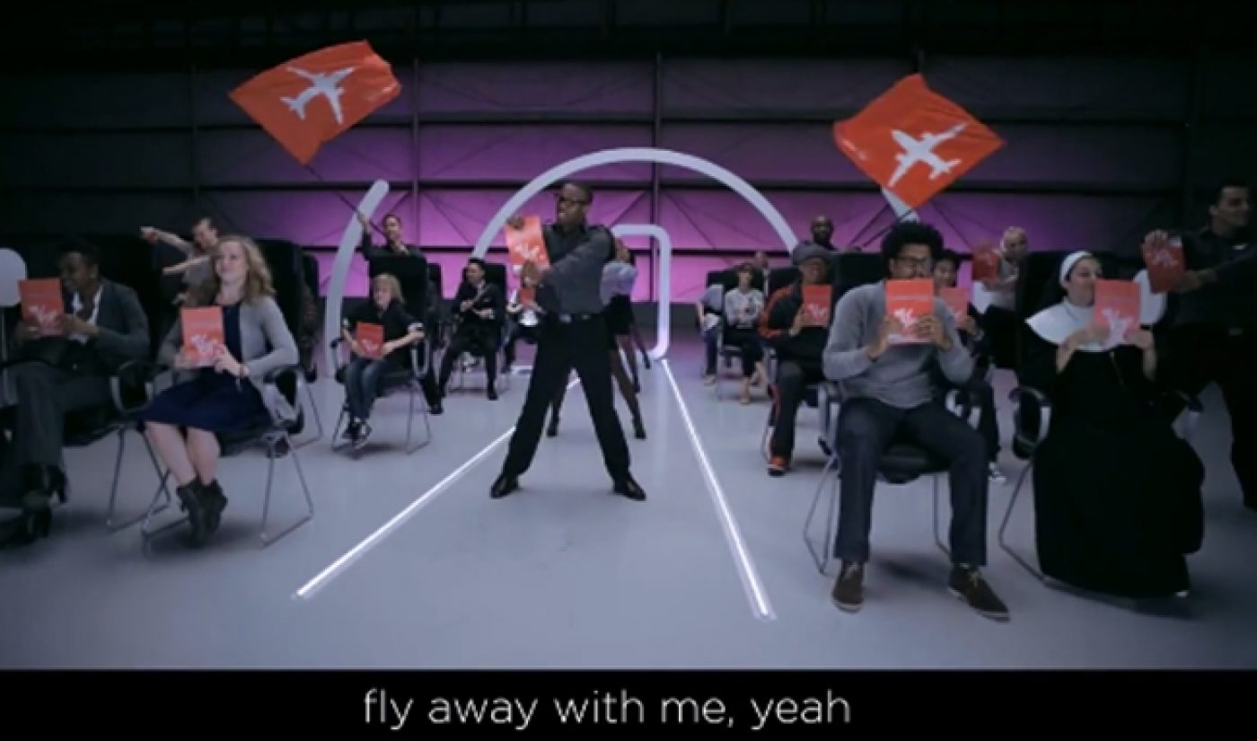 Audition To Be In Virgin America's Next In-Flight Safety Video