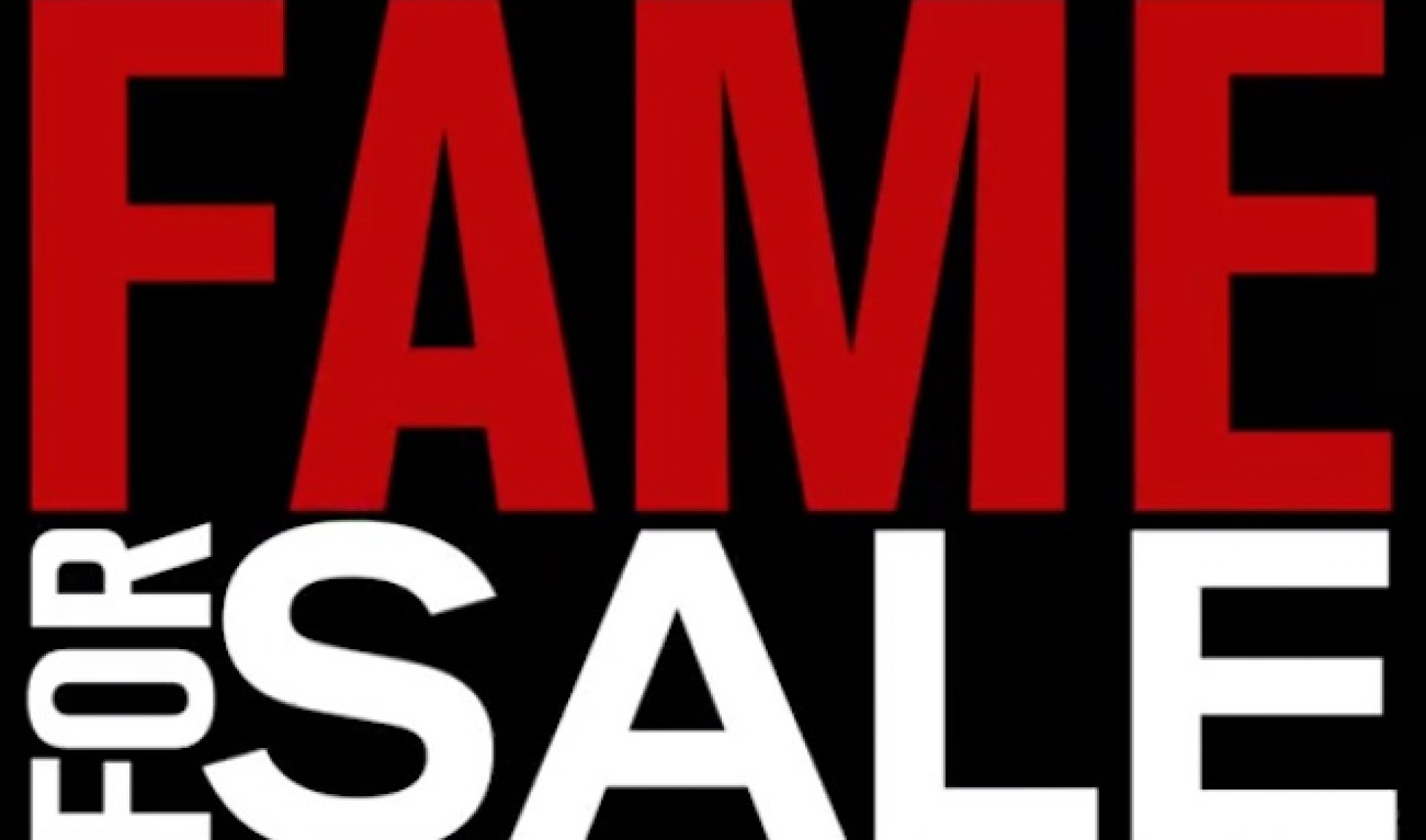 On The Internet, Is Fame For Sale?