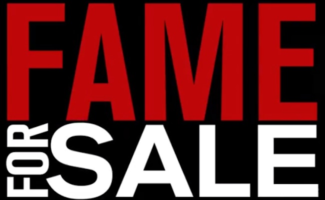 fame-for-sale