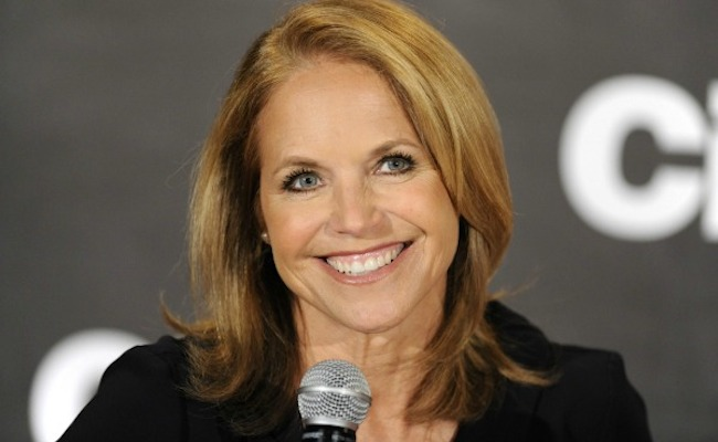 Katie Couric Will Join Yahoo In 2014  Katie Couric Wi...