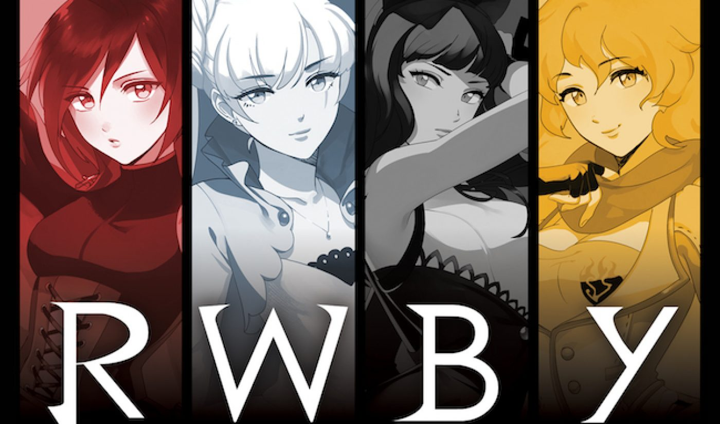 Sorry 'Hunger Games', Rooster Teeth's 'RWBY' Soundtrack Is #1 On iTunes