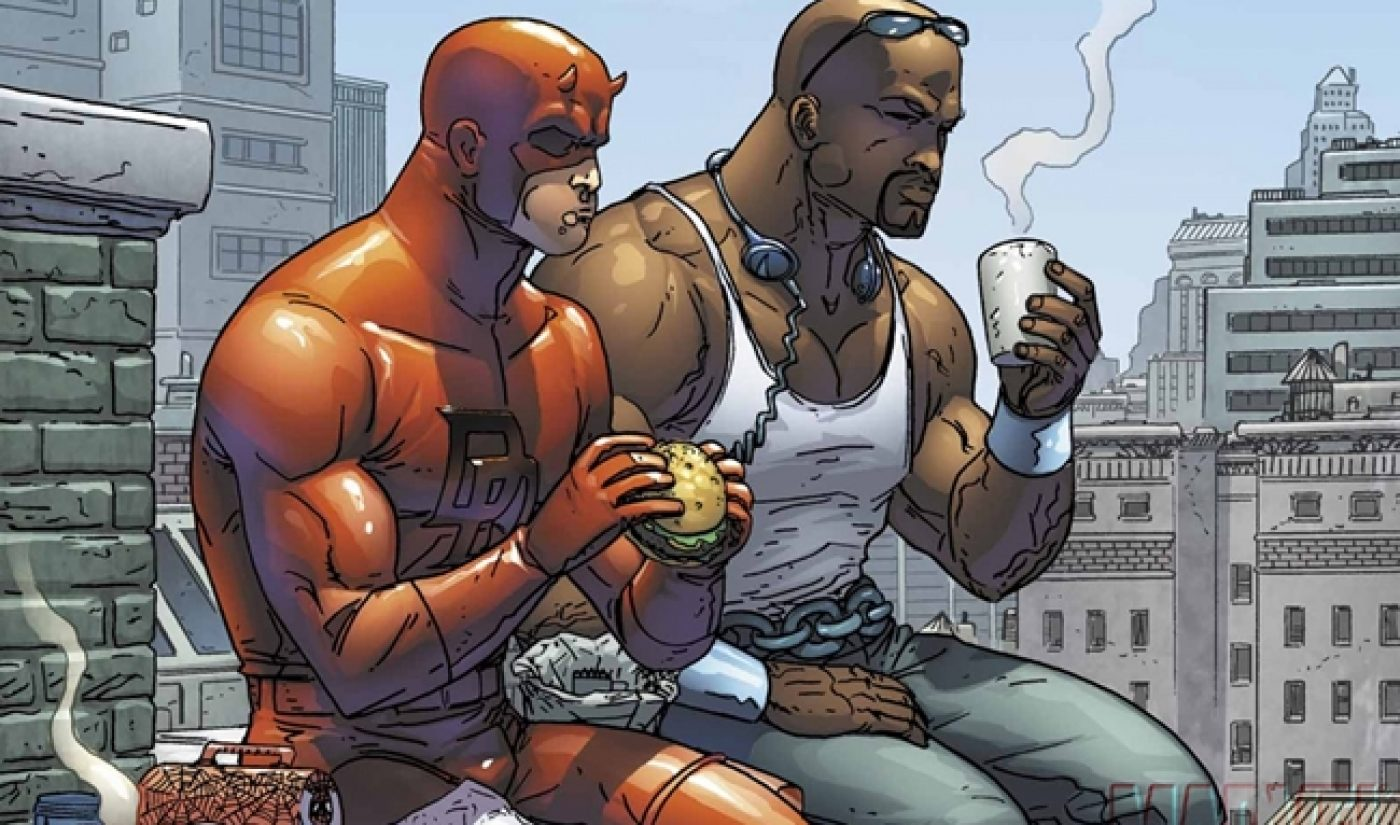 Second-Tier Marvel Heroes To Form 'The Defenders' Superteam On Netflix