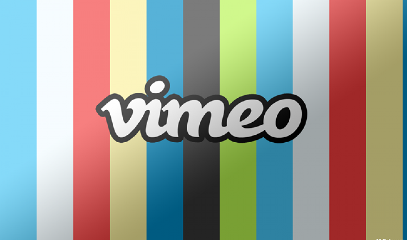 Vimeo Reportedly Has 100 Million Uniques, Made $40 Million Last Year