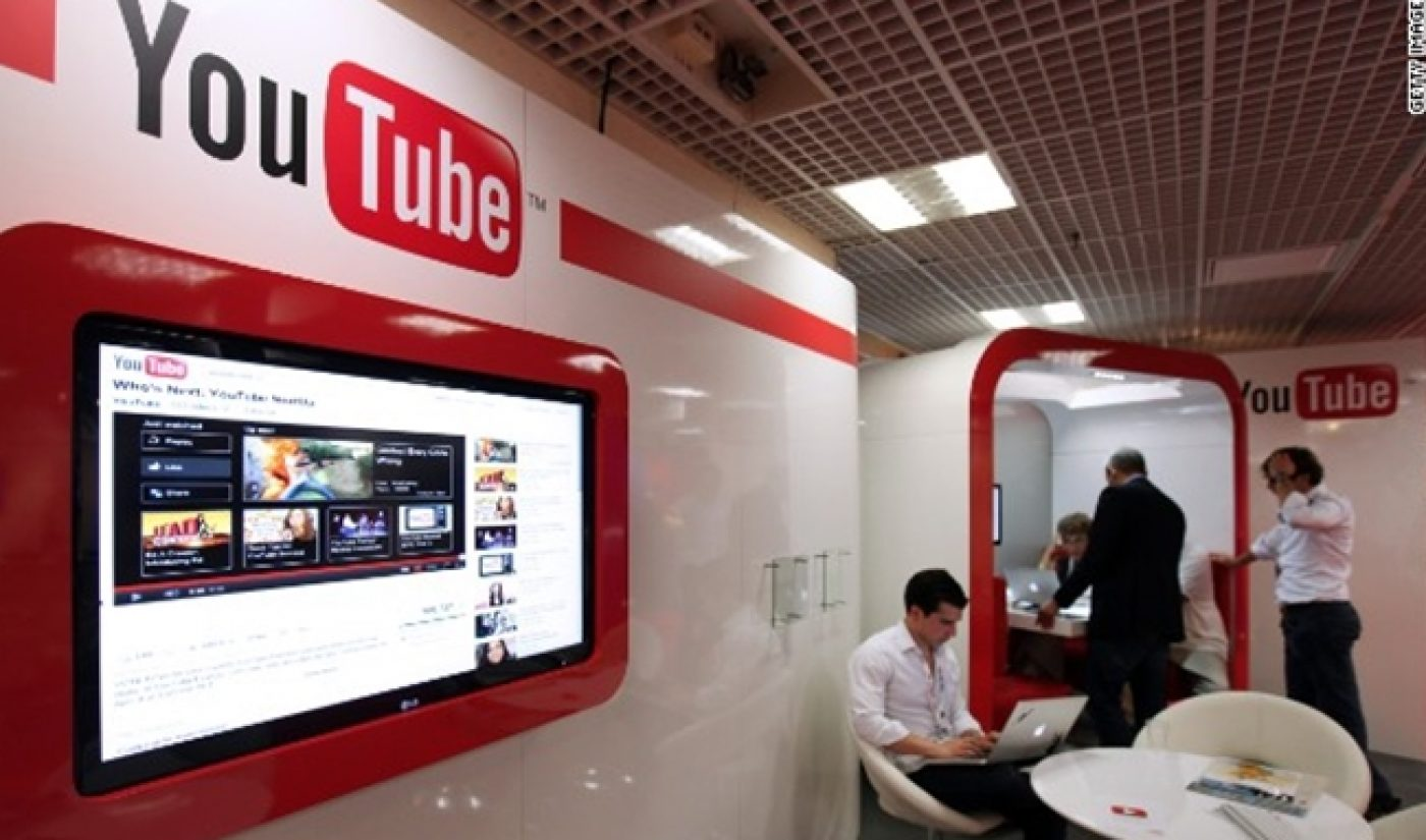 New YouTube App Code Hints At Music Service, Offline Playback