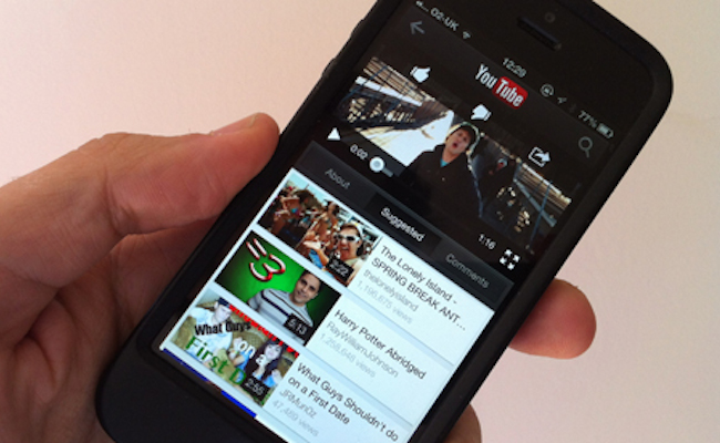 YouTube Opens Up Prime Real Estate For Advertisers On Its ...