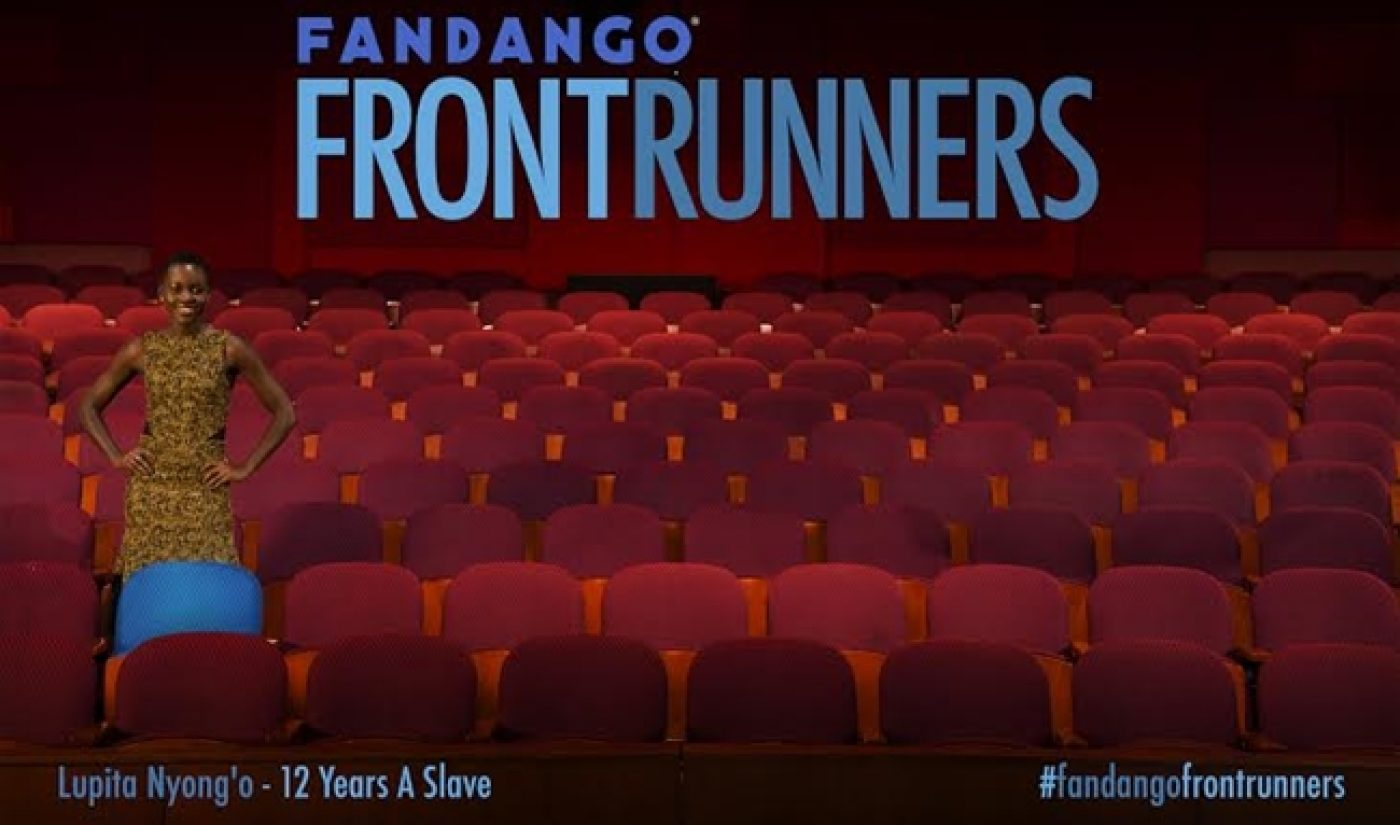 Ring In Golden Globe Noms With Fandango's 'Frontrunners'