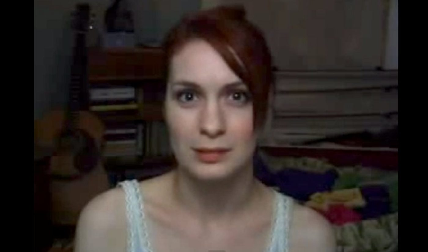 Felicia Day And How One Of The World's Greatest Web Stars Got Her Start