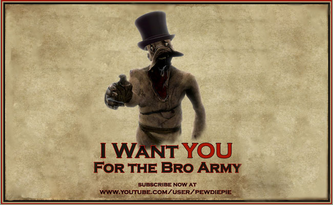 pewdiepie-youtube-subscribers-bro-army