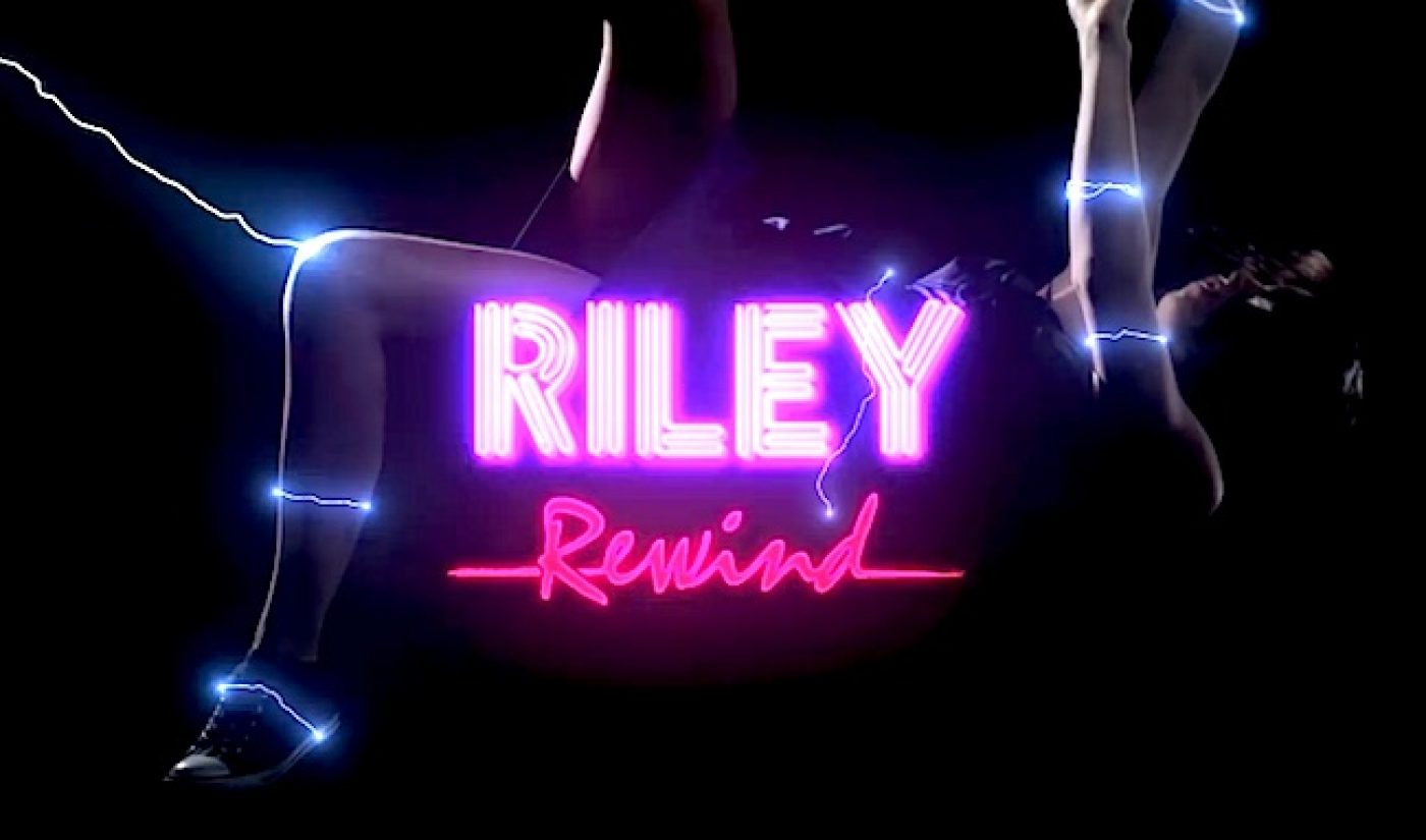 Ray William Johnson's 'Riley Rewind' Arrives On Facebook First
