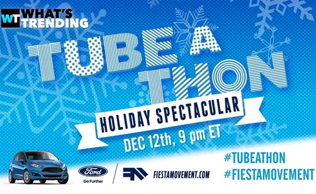 tube-a-thon-2013-whats-trending