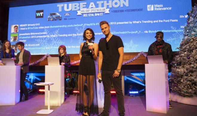 #Tubeathon: A Holiday Miracle And A Social Media Hit