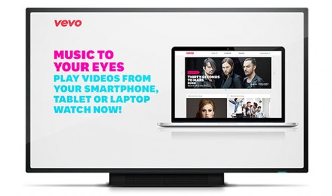VEVO, Revision3 Now Streaming On Google's Chromecast