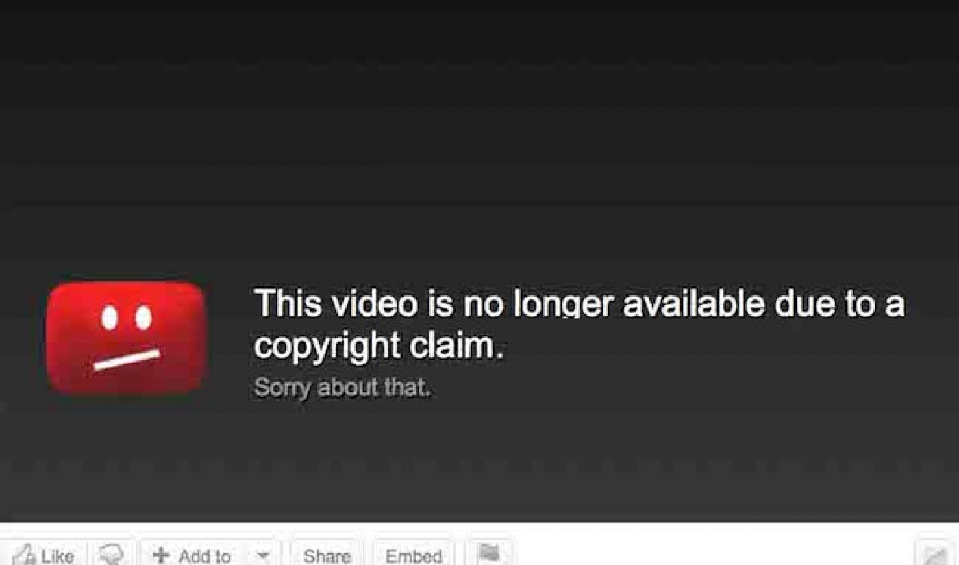 It's Time For YouTube's ContentID & Copyright Policies To Reflect Reality