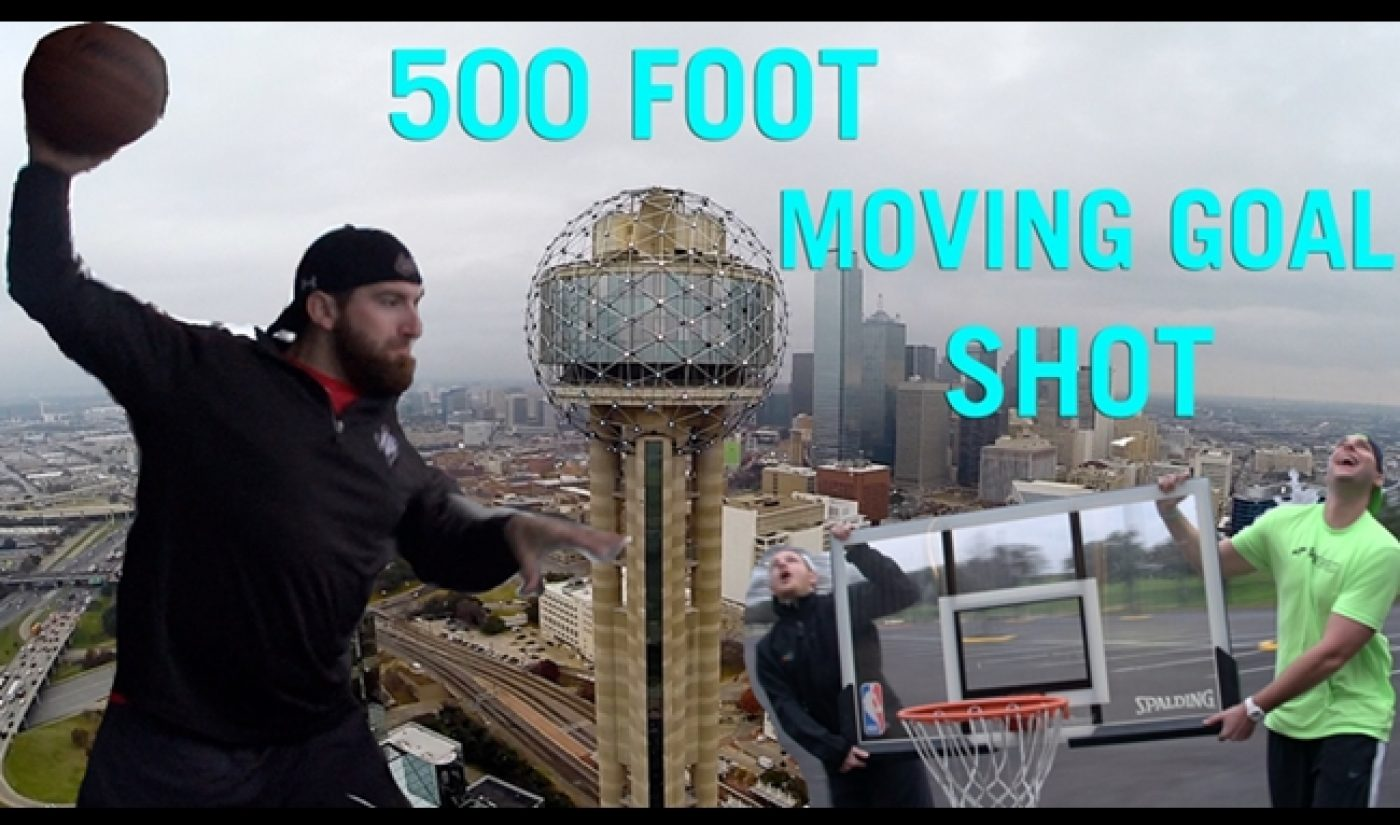 Dude Perfect Among First Partners For Sports-Themed Whistle Network