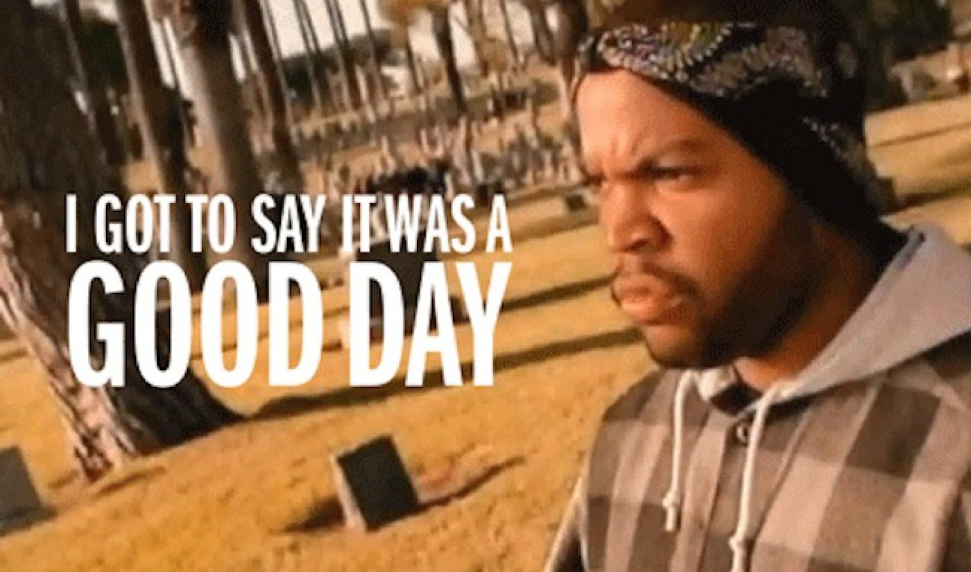 Did You Know January 20 Is Ice Cube's 'Good Day'?