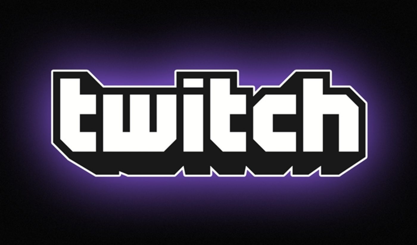 Twitch Viewers Watched 12 Billion Minutes Of Video In 2013
