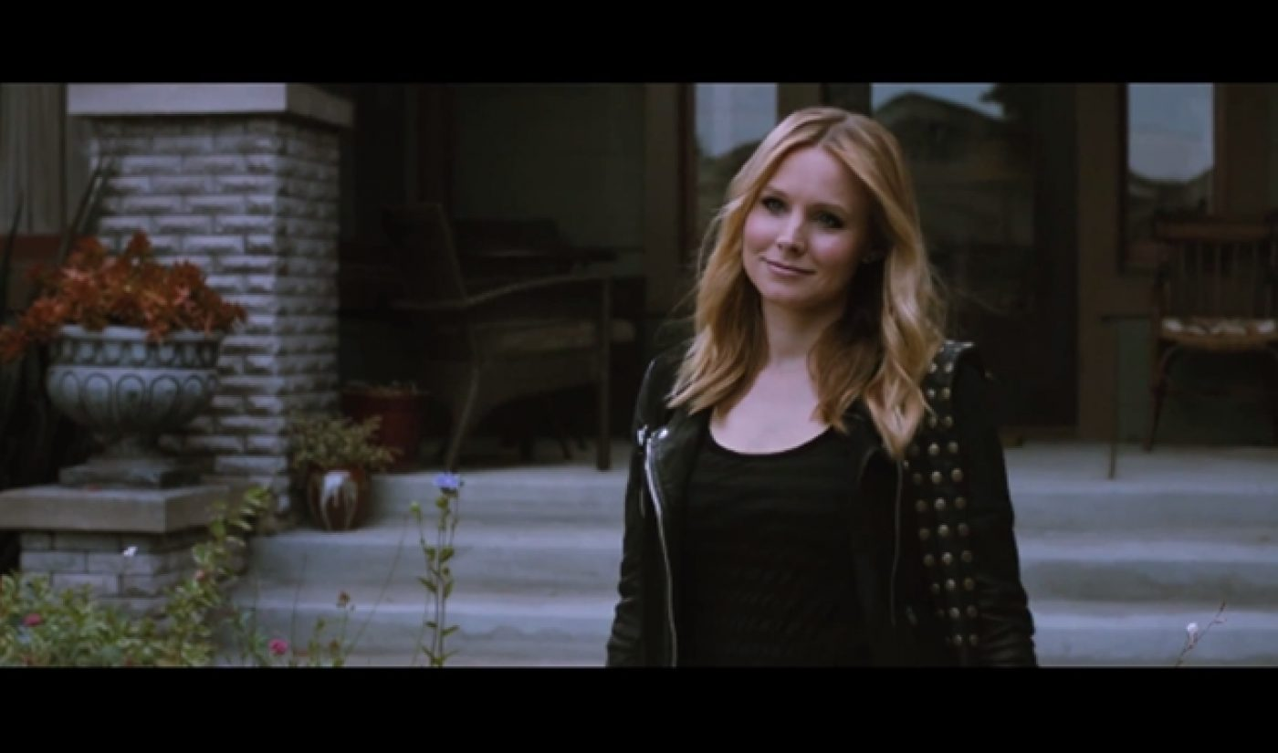 The 'Veronica Mars' Film Trailer Is Here