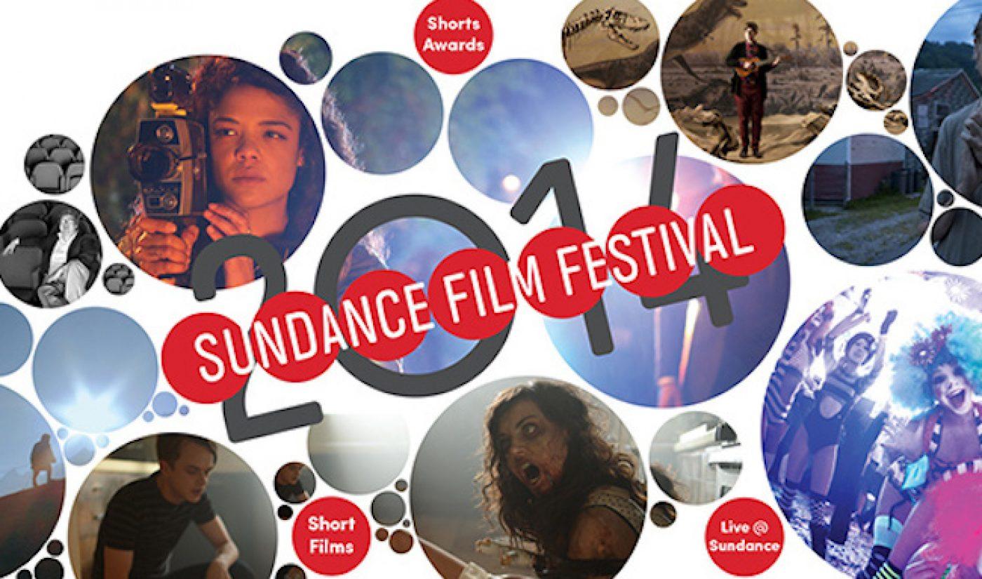 YouTube Gets Into Sundance