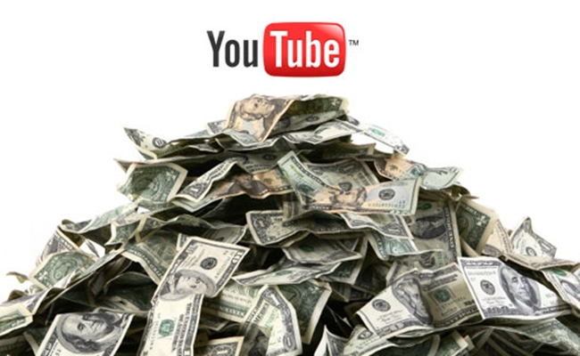 Image results for YouTube Money
