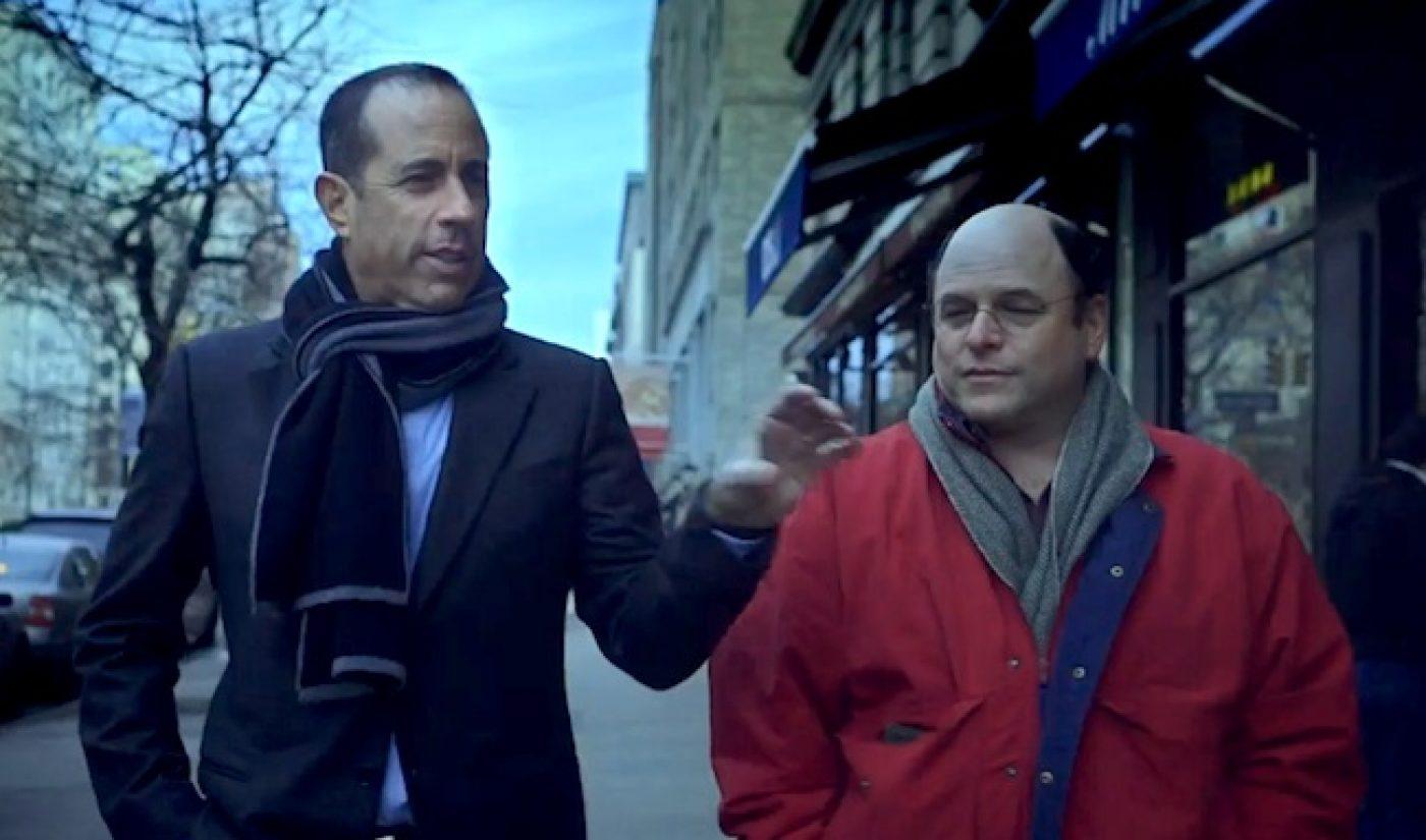 'Seinfeld' Had A Mini-Reunion At the Super Bowl