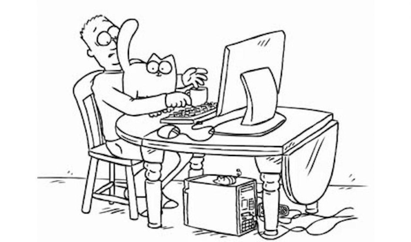 Fred Seibert's Animated YouTube Network Picks Up Simon's Cat