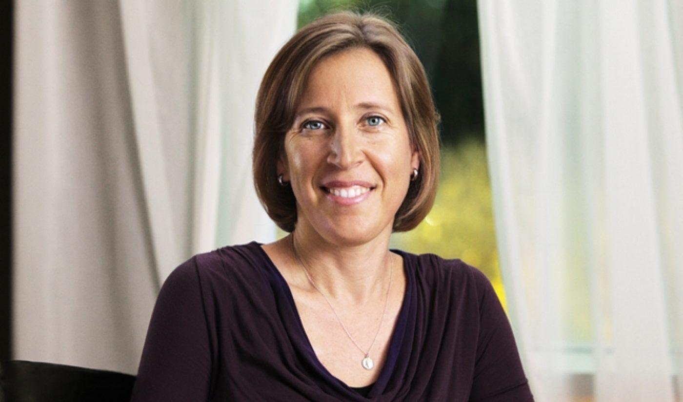 [UPDATE] Report: Google SVP Of Advertising Susan Wojcicki Is New YouTube CEO