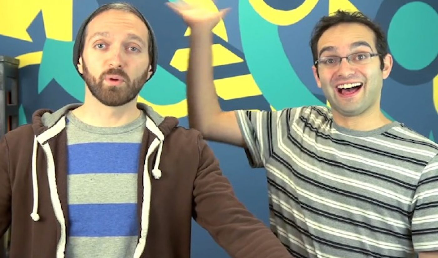 Can #ReactToThat Help The Fine Bros Get A TV Show On Nickelodeon?