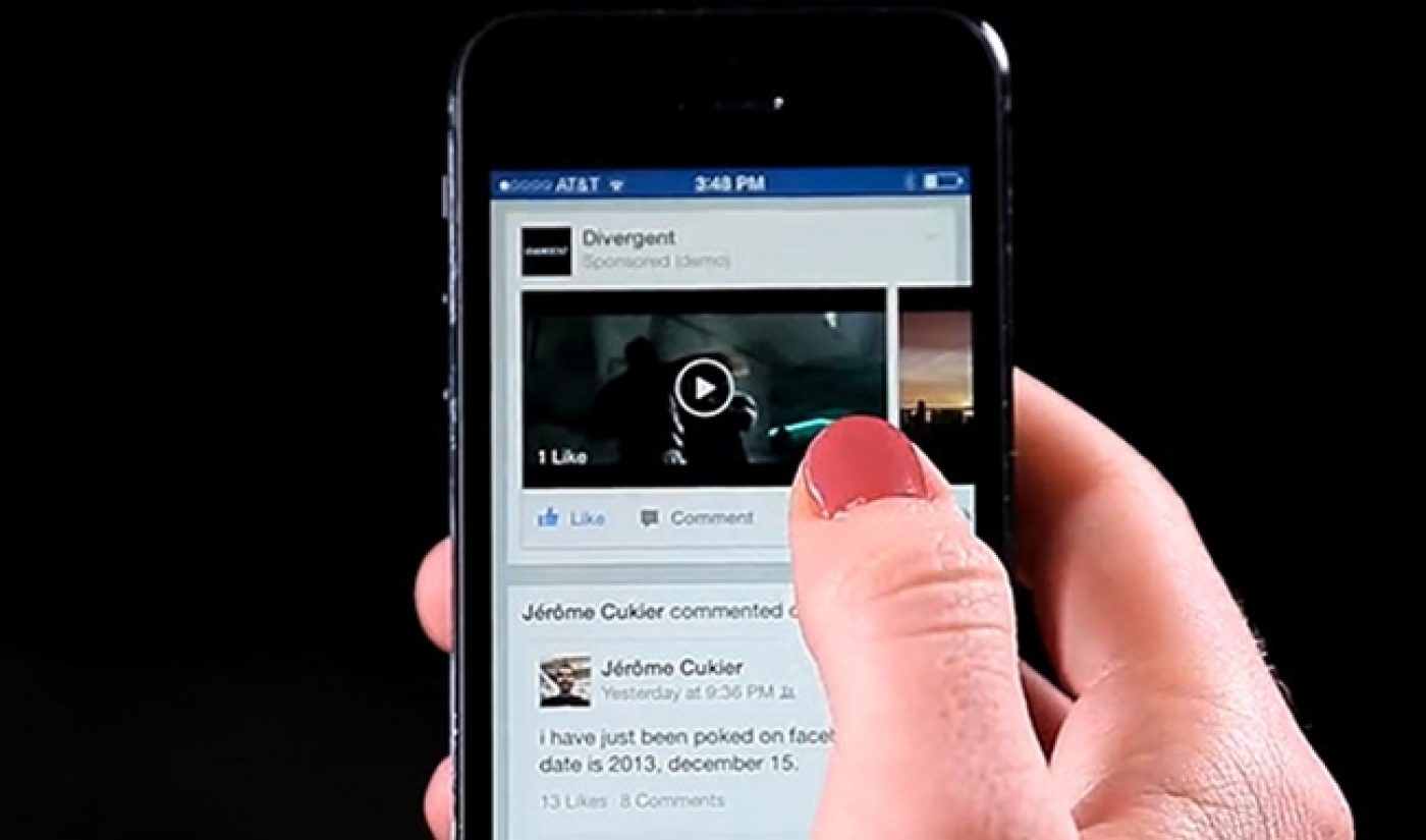 Facebook Video Ads Expand To Larger Group Of Advertisers