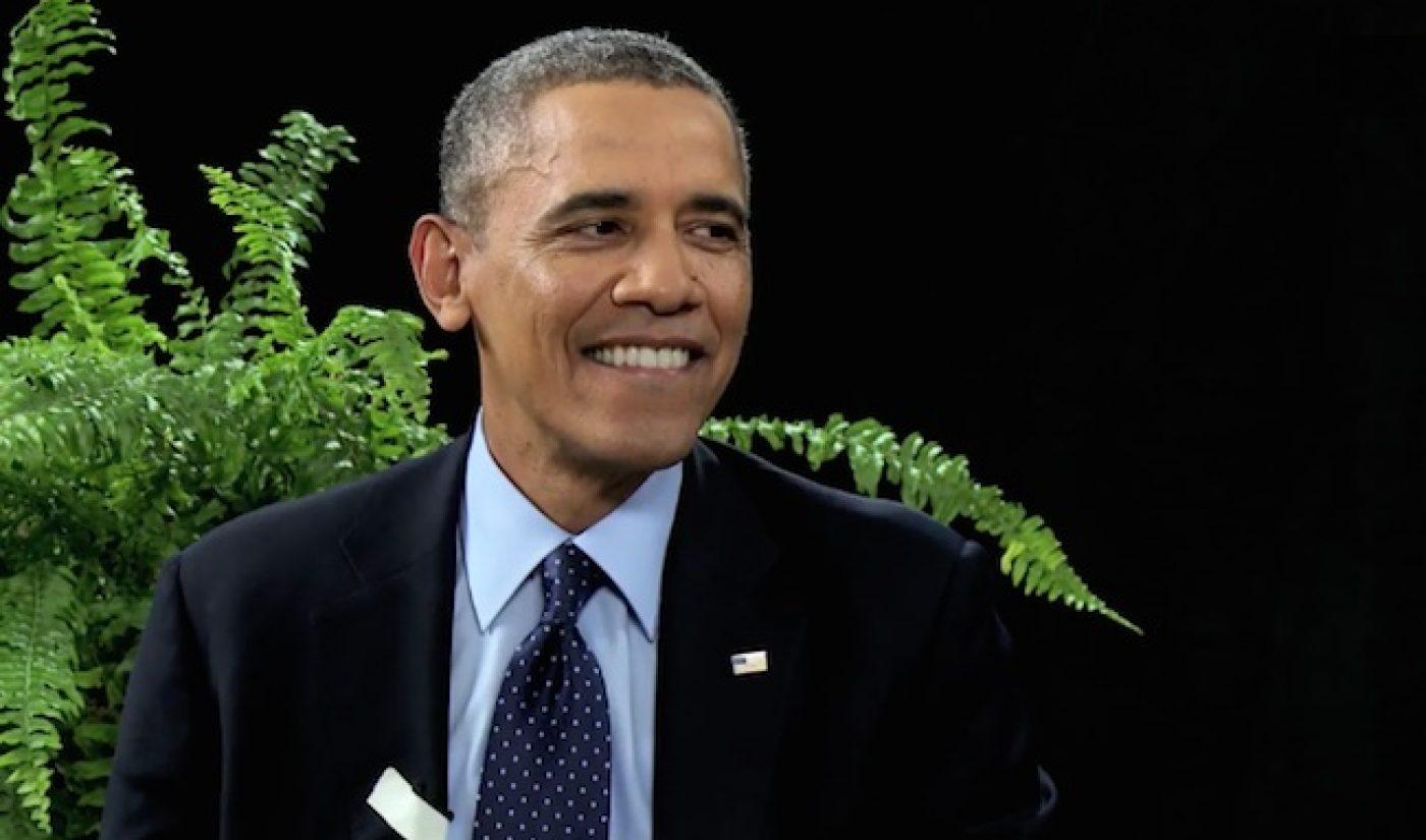 Barack Obama Trades Insults, Talks Health Care With Zach Galifianakis