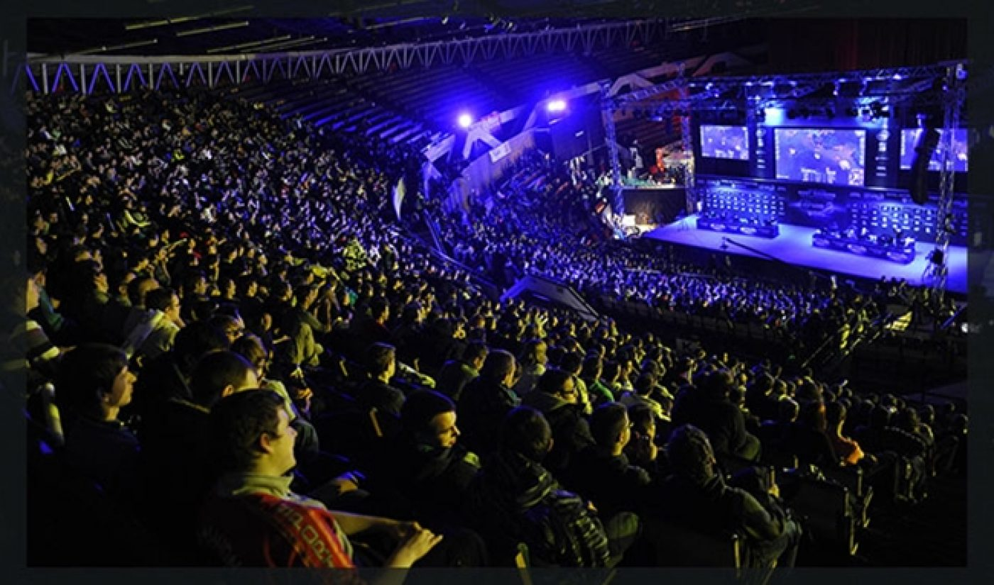 Twitch Live Stream Of eSports Championship Draws 23 Million Views