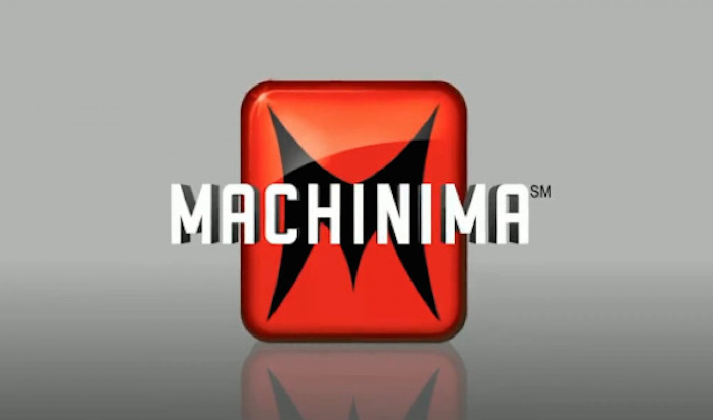 It's Official: Warner Bros. Leads $18 Million Funding Round For Machinima